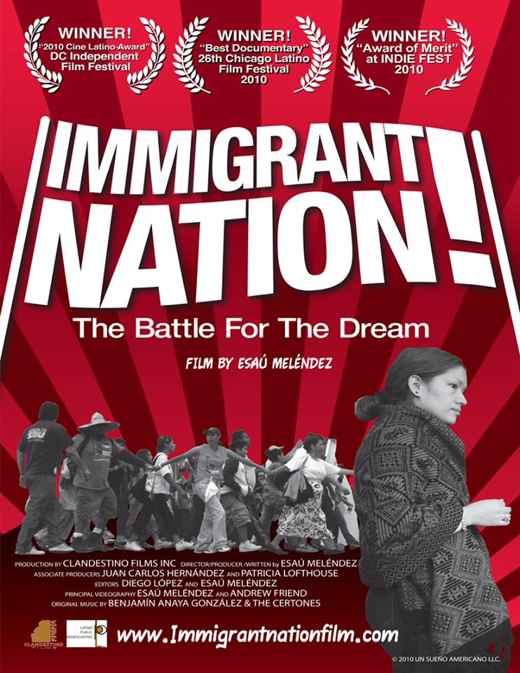 Immigrant Nation!- The Battle for the Dream
