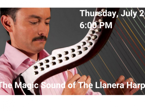 The Magic Sound of the Llanera Harp